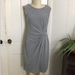 Grey Stretch Philosophy Dress